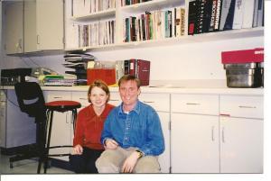 Michelle & Eric 1998